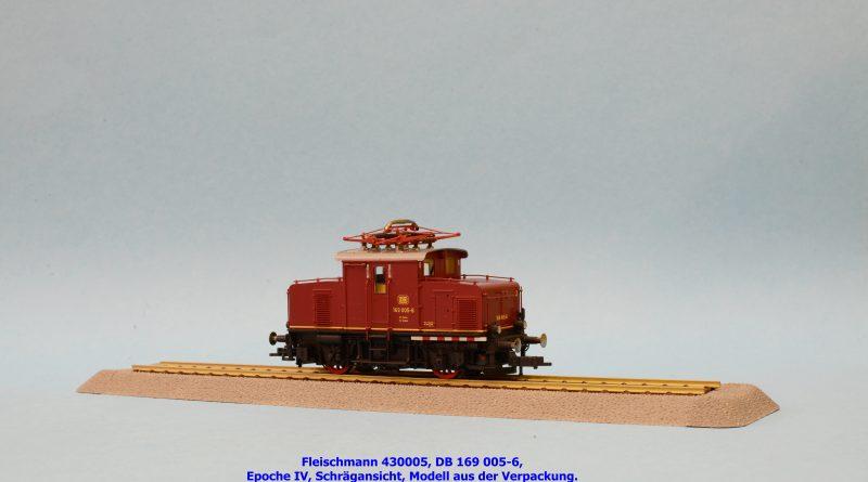 Fleischmann 430001/430002/430005